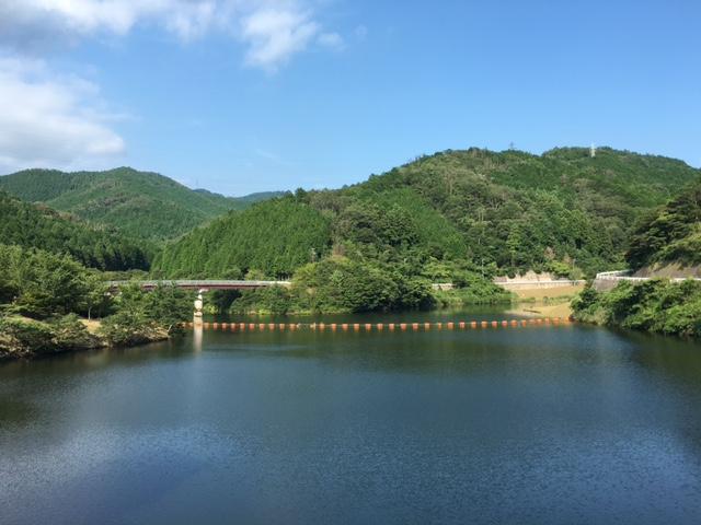 雨山ダム1